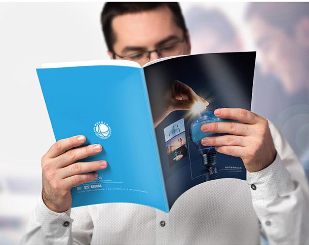 国家电网画册设计